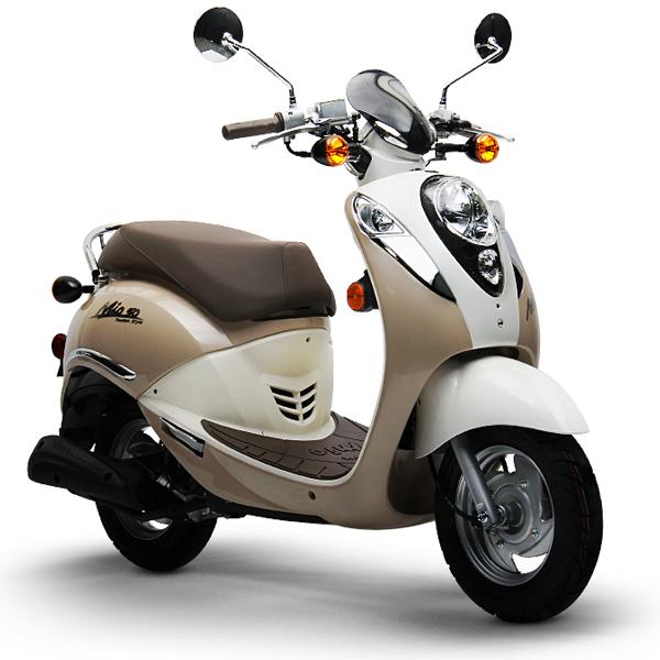 Sym Mio 50 Scooter