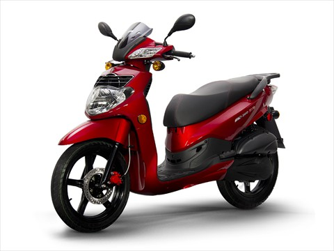 HD200 Chili Red